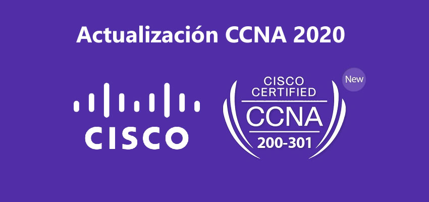 El nuevo CCNA 200-301